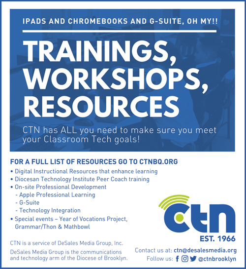 CTN Classroom Resources - The Tablet