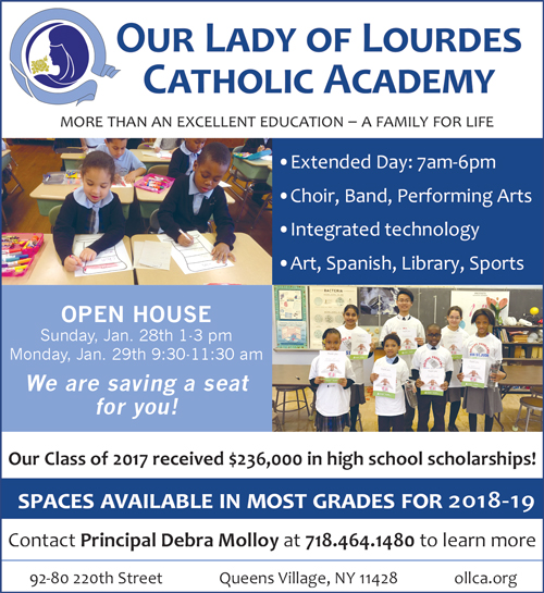 Our Lady Of Lourdes Catholic Academy The Tablet