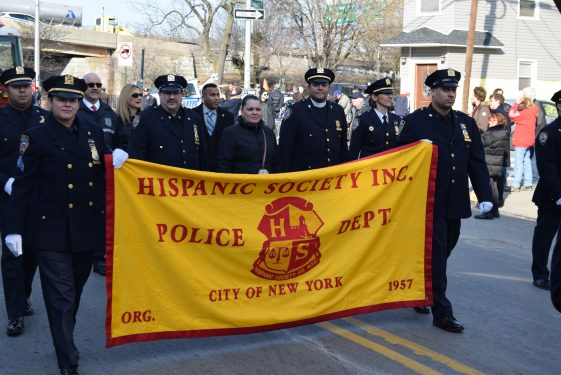 Hispanic NYPD