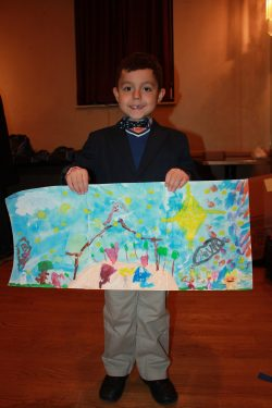 Leonardo Raffael Giancola. Second Grade