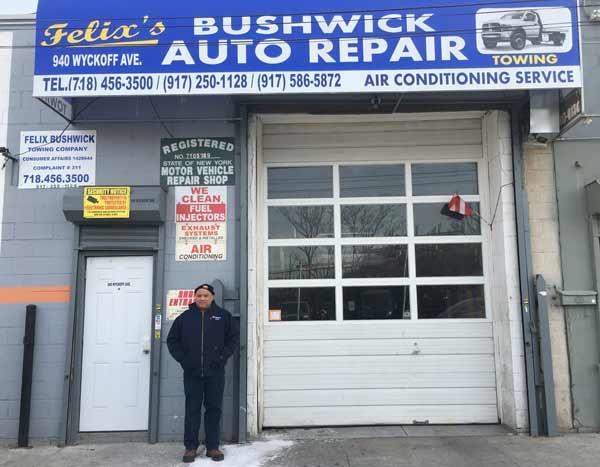 Bushwick Car Service >> Bushwick Mechanic Keeps His Business Fine Tuned The Tablet