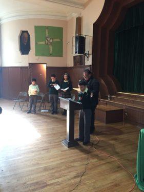 St. Brigid Catholic Academy, Bushwick