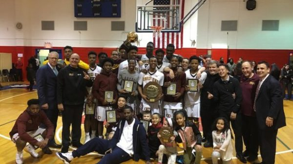 Varsity 'AA': Christ the King H.S., Middle Village