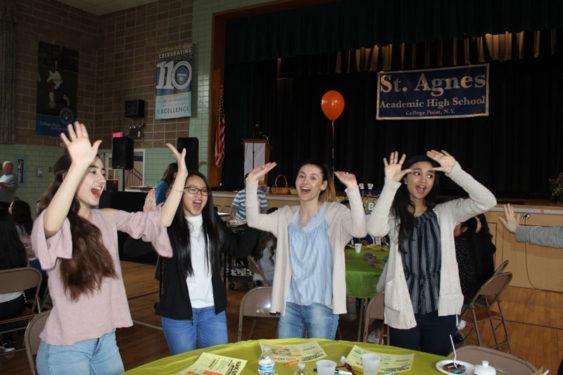 St Agnes 110th
