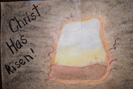 Eighth Grade — Callie Todd, St. Rose of Lima CatholicAcademy, Rockaway Beach