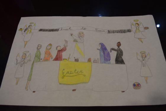 Third Grade — Chloe Lirarakis, Sacred Heart Catholic Academy, Bayside