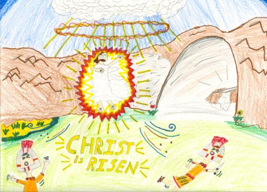 Fourth Grade — Gabriella Diaz, Holy Angels Catholic Academy, Bay Ridge