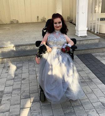 Jessica Dalonzo Prom 2