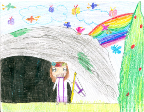 First Grade — Nicolette Falce, St. Stanislaus Catholic Academy, Greenpoint