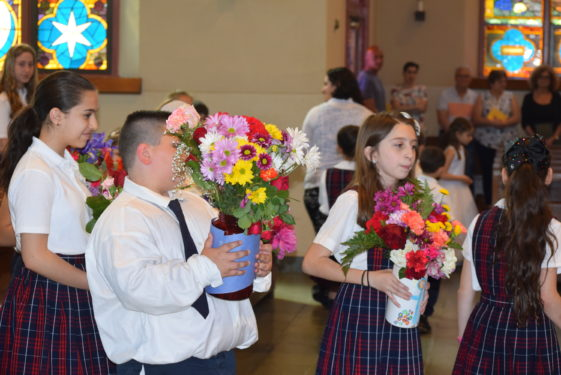 flowers for mary