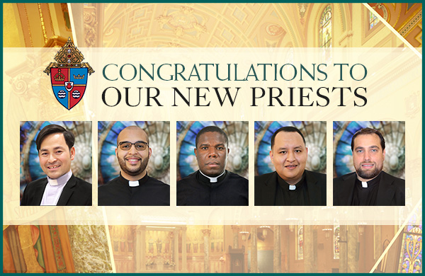 2018 Ordinations to the Priesthood