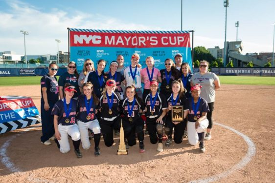 Photos courtesy N.Y.C. Mayor's Cup