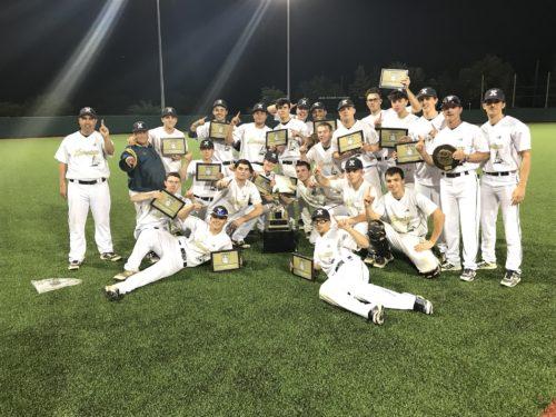 Xaverian Varsity baseball