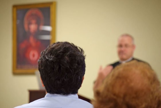 Father O Connor - Abuse Townhall - BVM-6