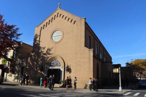 St. Francis of Paola, Williamsburg, celebrates its centennial anniversary.