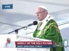 Homily at #WYD2019