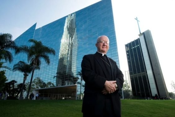 "Bishop Leading ""Crystal Cathedral"" Makeover Says Beauty Ignites Faith"