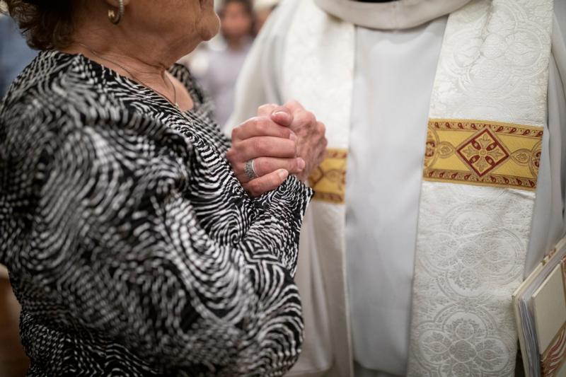 'So Many Funerals,' Says El Paso Priest Who Comforted Grieving Kin