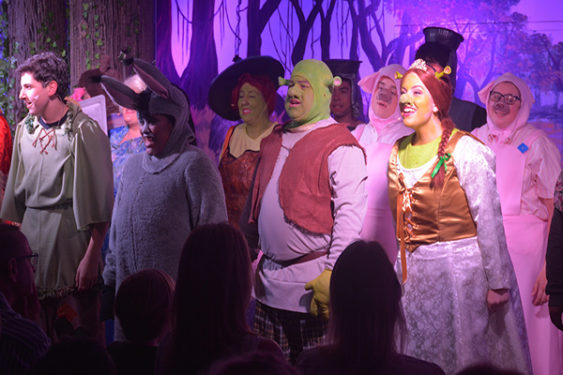 'Shrek' on Stage: Troupe Begins 40th Year at St. Gregory the Great