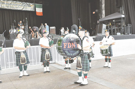 FDNY-pipers
