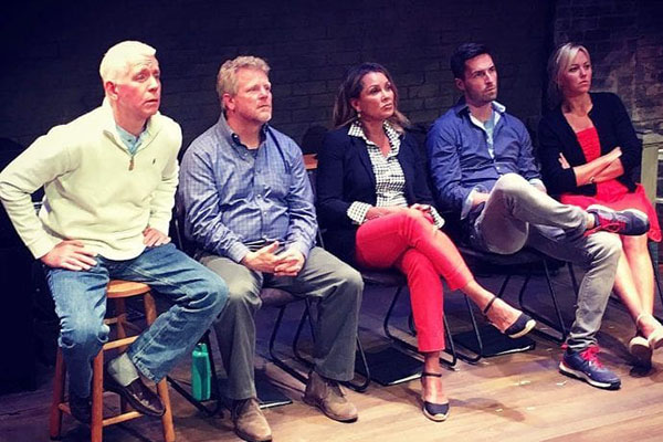 New Play Tackles Church's Response to Abuse Crisis - The Tablet