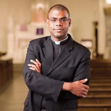 Father Alonso Cox