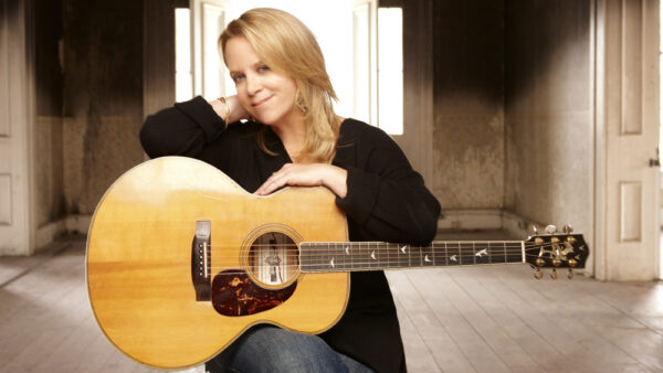 """Folk artist Mary Chapin Carpenter wrote and recorded """"Thanksgiving Song"""" in 2019."""