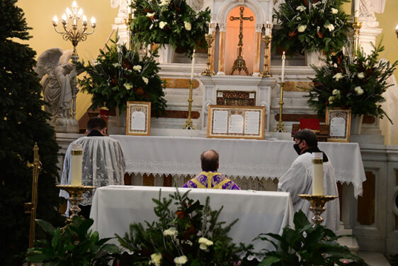 Latin Mass at Our Lady of Peace