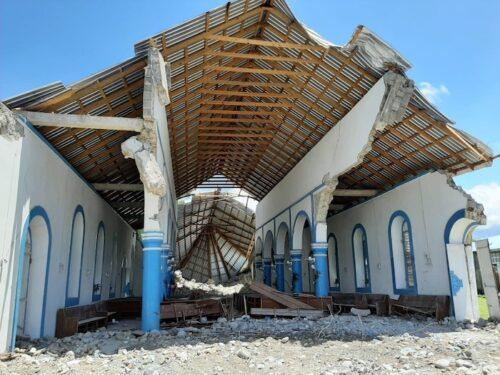 Iglesia de la Inmaculada Concepción de Haití