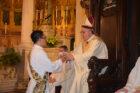 Bishop DiMarzio vocation